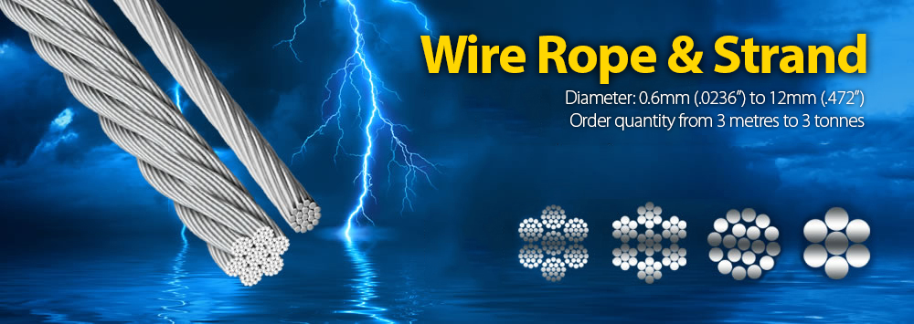 Wire Rope & Strand